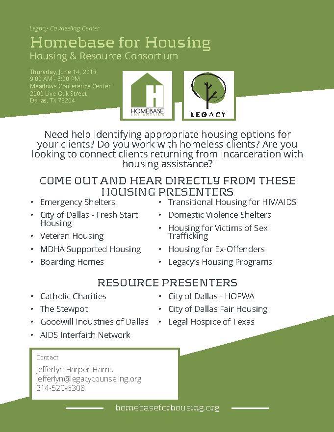 Housing U0026 Resource Consortium